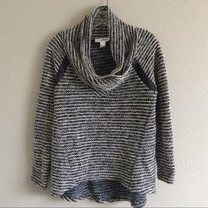 Joseph Ribkoff | Marley Knit Cowl Neck Sweater S